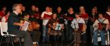 LeTélégramme-Accordéonistes et choristes en répétition