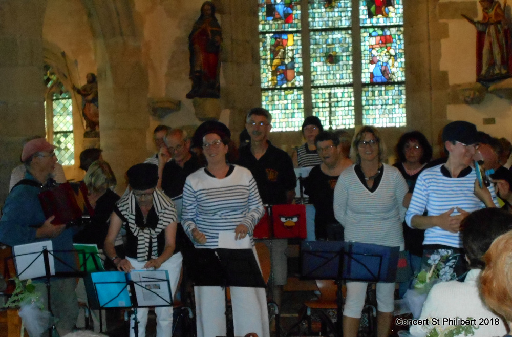 concert St Philibert