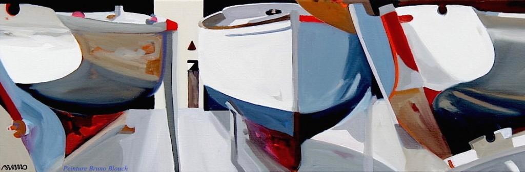 Peinture Bruno Blouch